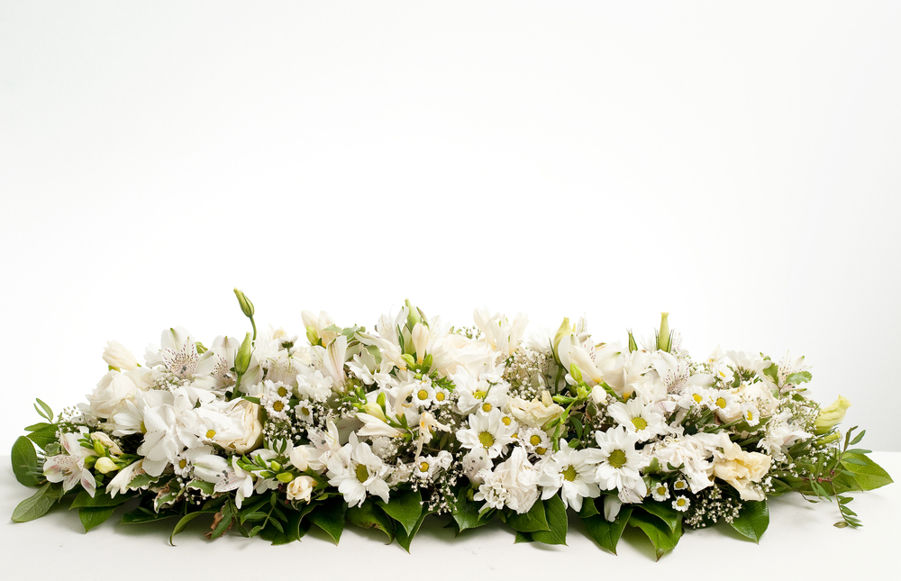 Why Do We Have Flowers at Funerals?