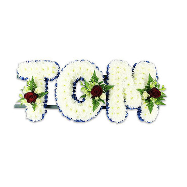 Personalised Letter Tributes