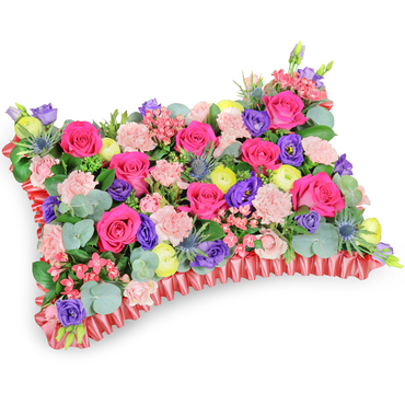 Funeral Cushions Flowers