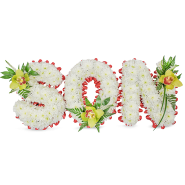 Son Funeral Flowers
