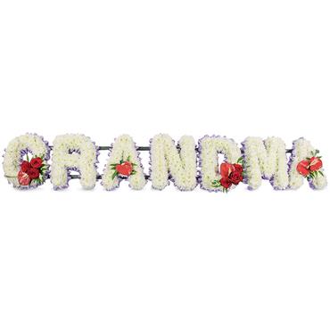 Customer Flower Tribute