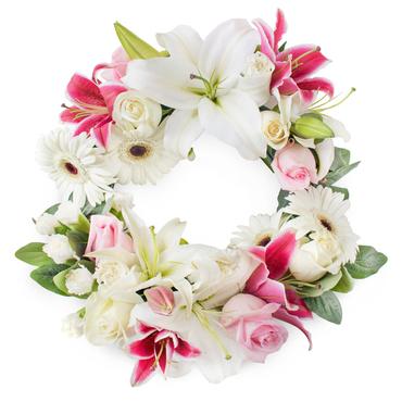 Condolence Wreath Delivery