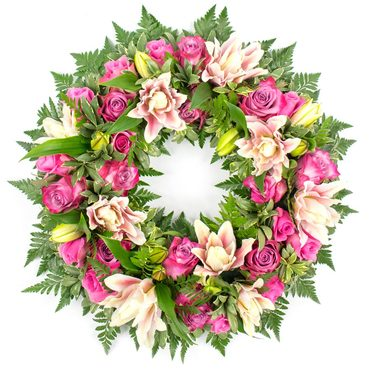 Next Day Condolence Wreaths Delivery